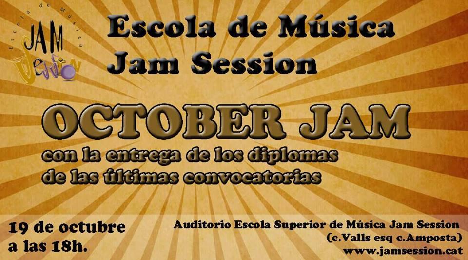 October Jam 2014