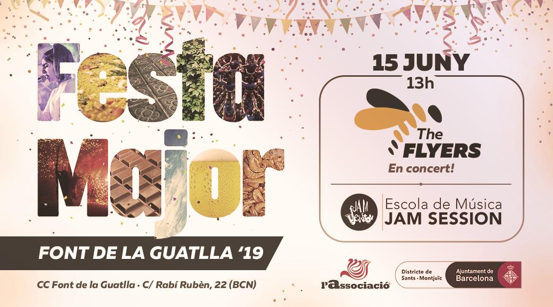 JUNE 15  ✪  MAJOR PARTY FONT DE LA GUATLLA 2019