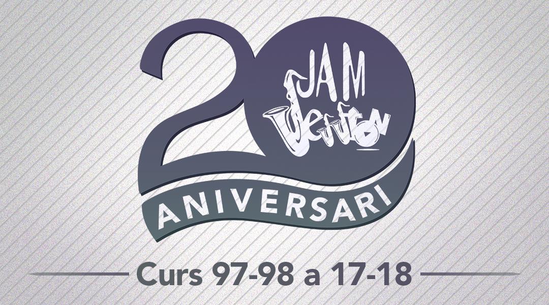 20º ANIVERSARIO DE JAM SESSION