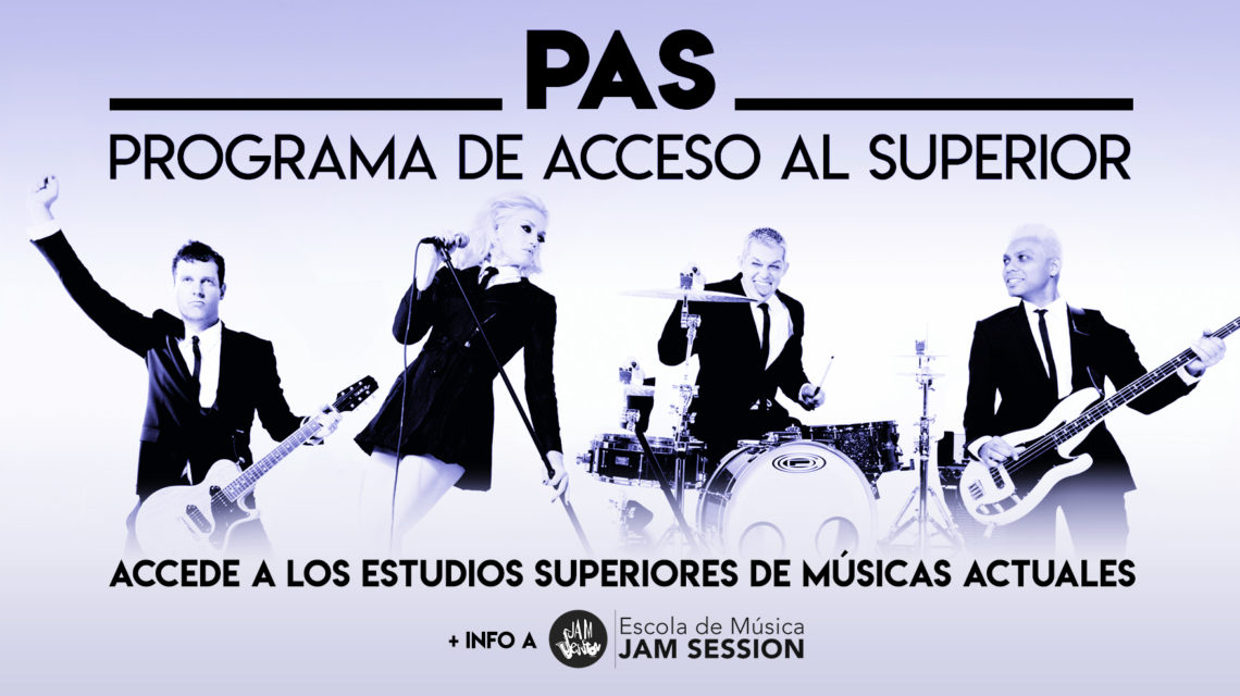 PAS (PROGRAMA DE ACCESO AL SUPERIOR)