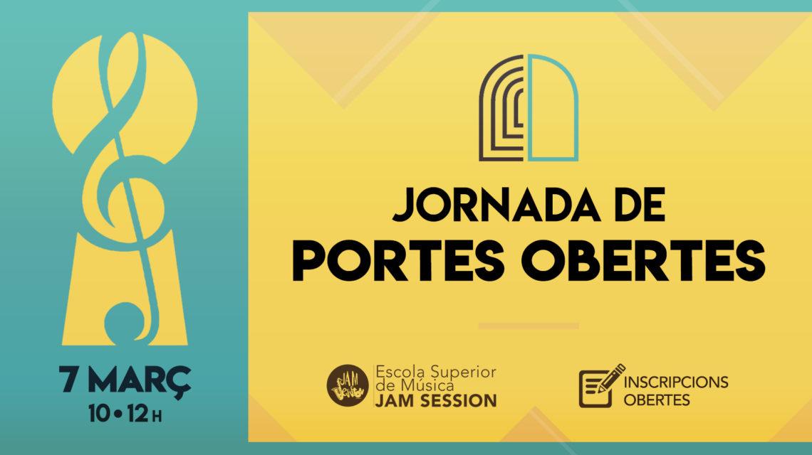 🔑 JORNADA DE PORTES OBERTES 2020
