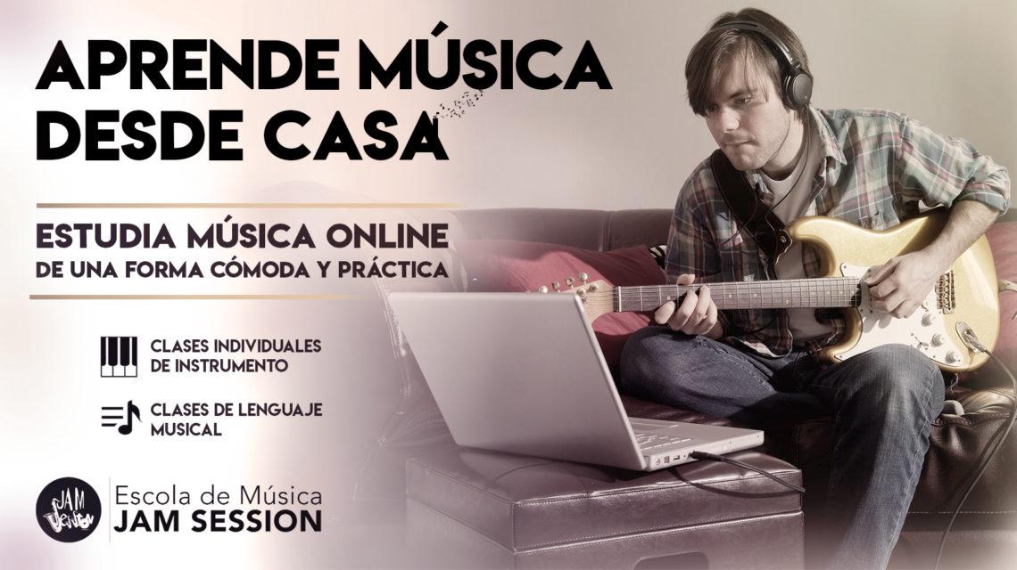 APRENDE MÚSICA DESDE CASA #YoEstudioEnCasa