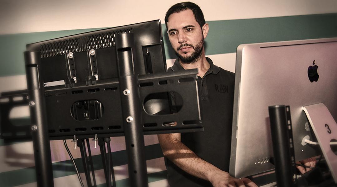 Juanma Godoy · Secretario Académico / Imagen Corporativa