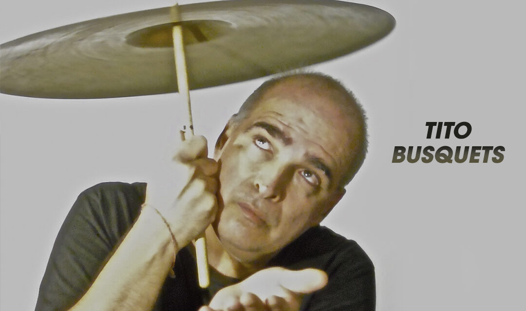 DRUMS WORKSHOP WITH TITO BUSQUETS