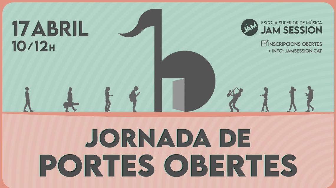 🔑 JORNADA DE PORTES OBERTES 2021