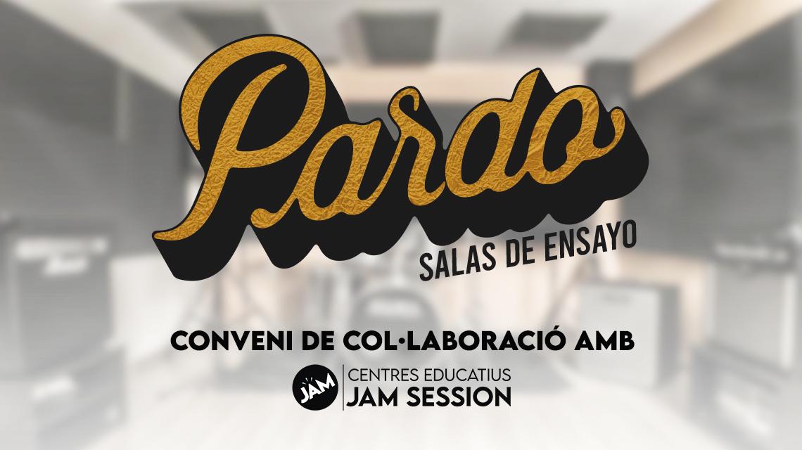 CONVENIO DE COLABORACIÓN CON SALAS DE ENSAYO PARDO