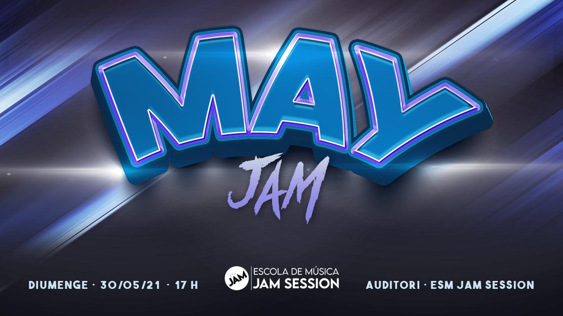 30/05/21  ✪  MAY JAM (Escuela de Música)