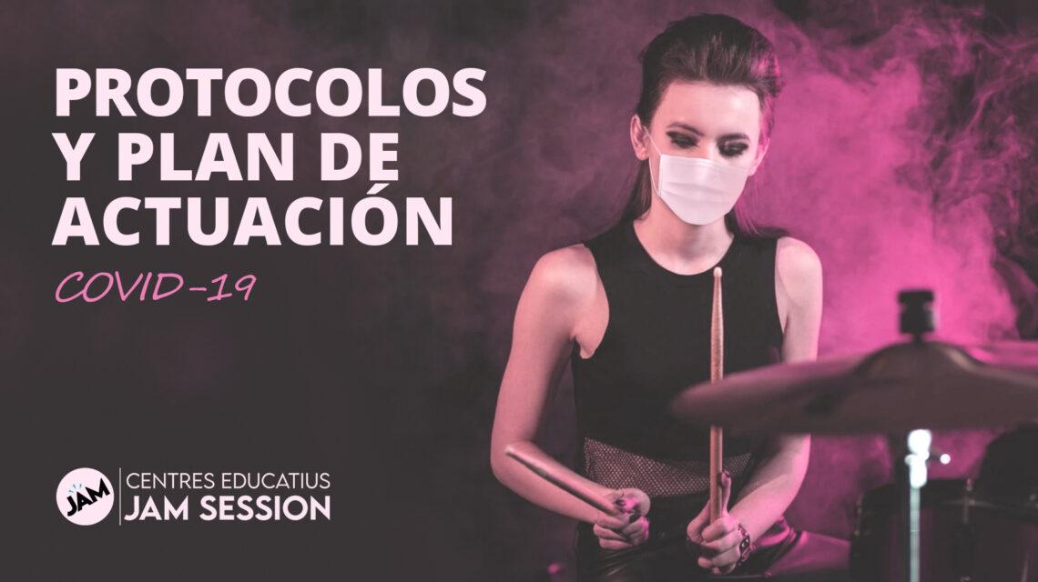 PROTOCOLOS Y PLAN DE ACTUACIÓN / COVID-19