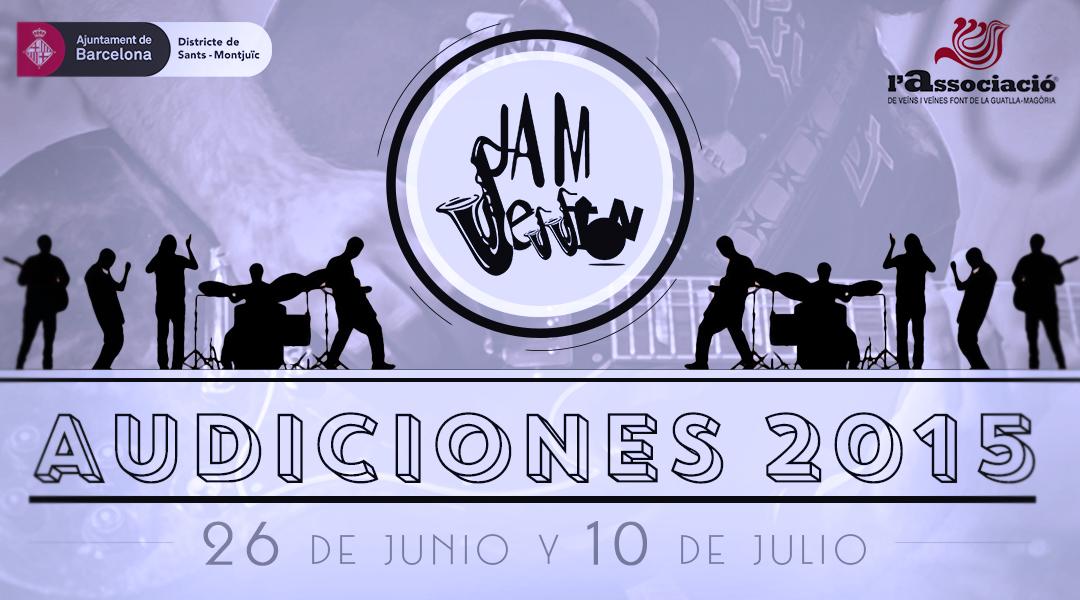 26 JUNY  ▪️   AUDICIONS FINALS 2015 – FONT DE LA GUATLLA