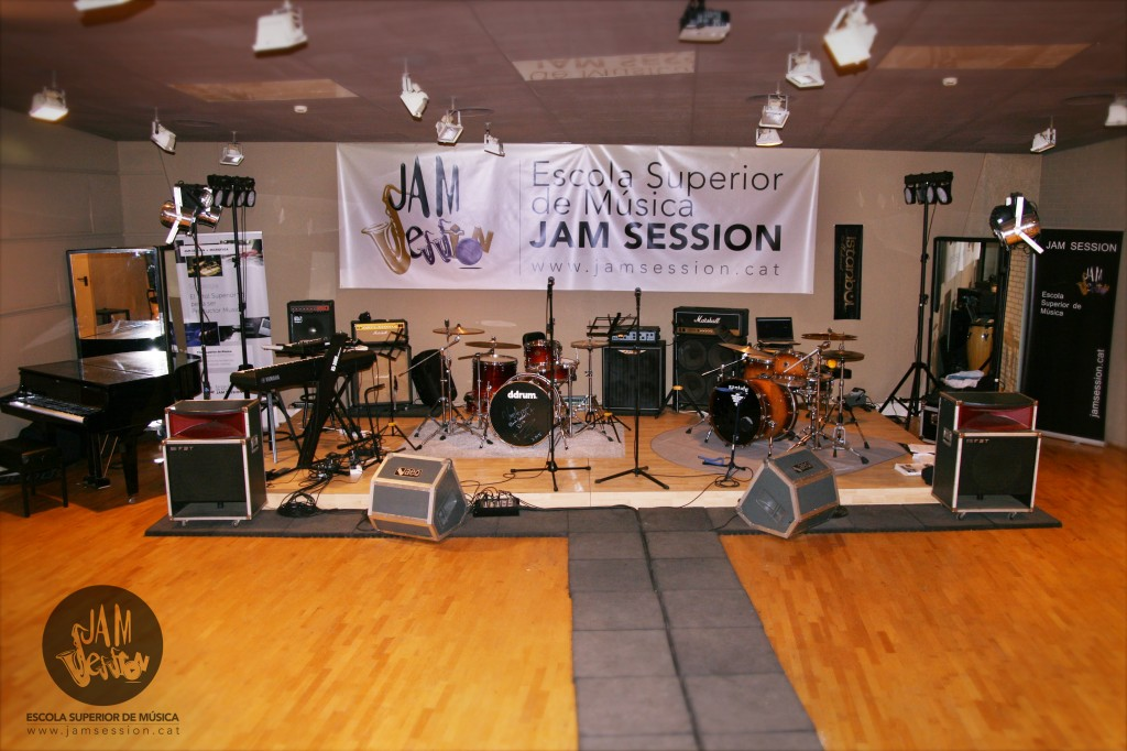 AUDITORIO ESM JAM SESSION