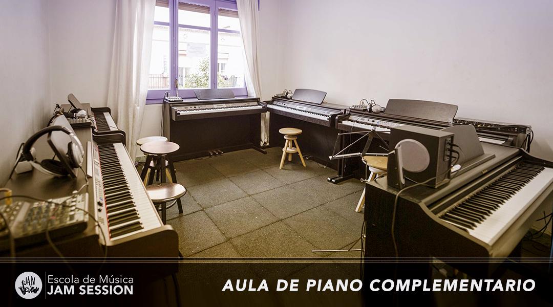 AULA PIANO COMPLEMENTARIO