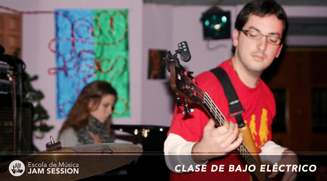 CLASE DE BAJO