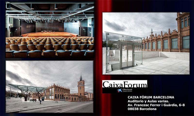 CAIXA FORUM FIRMA SU COLABORACIÓN CON JAM SESSION PARA EL FUTURO CAMPUS BARCELONA