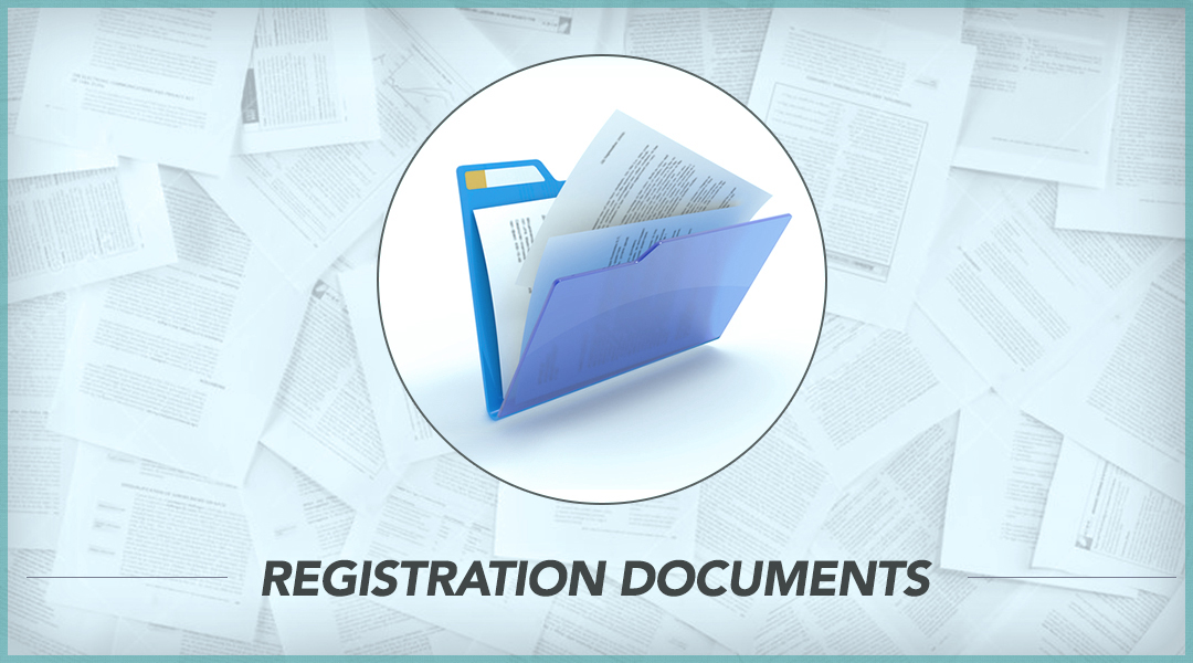 2. Registration documents