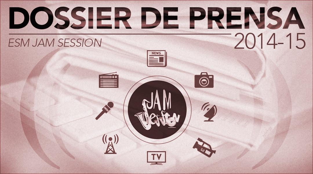 DOSSIER DE PRENSA 2014-15 V.2