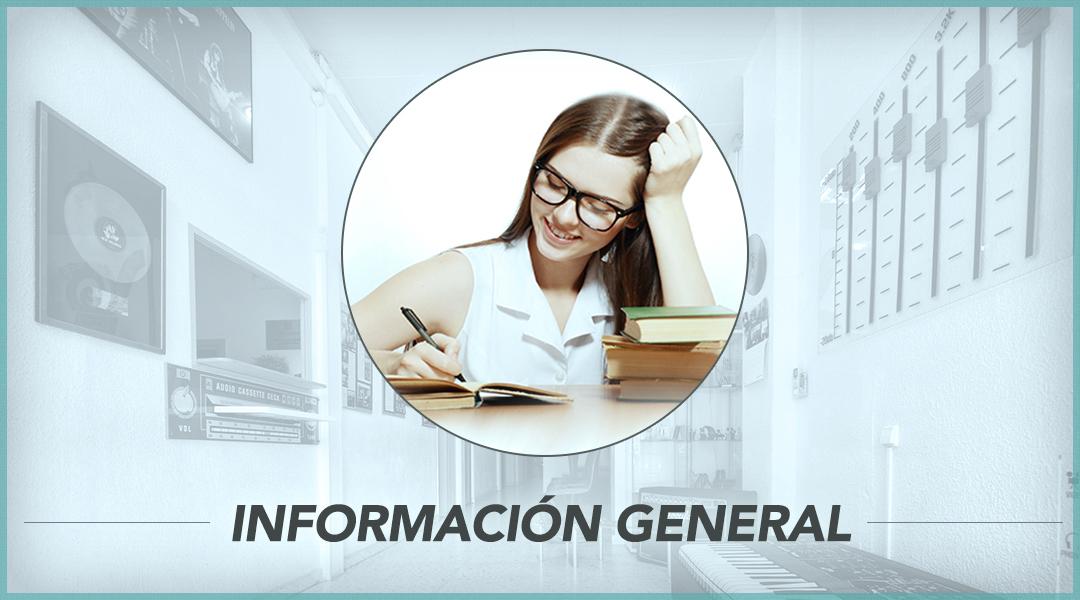 1. Información general