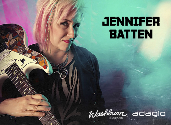 CLINIC CON JENNIFER BATTEN