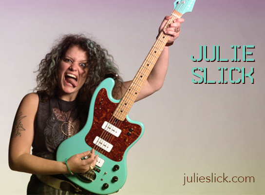 CLINIC-CONCERT WITH JULIE SLICK & ECHOTEST
