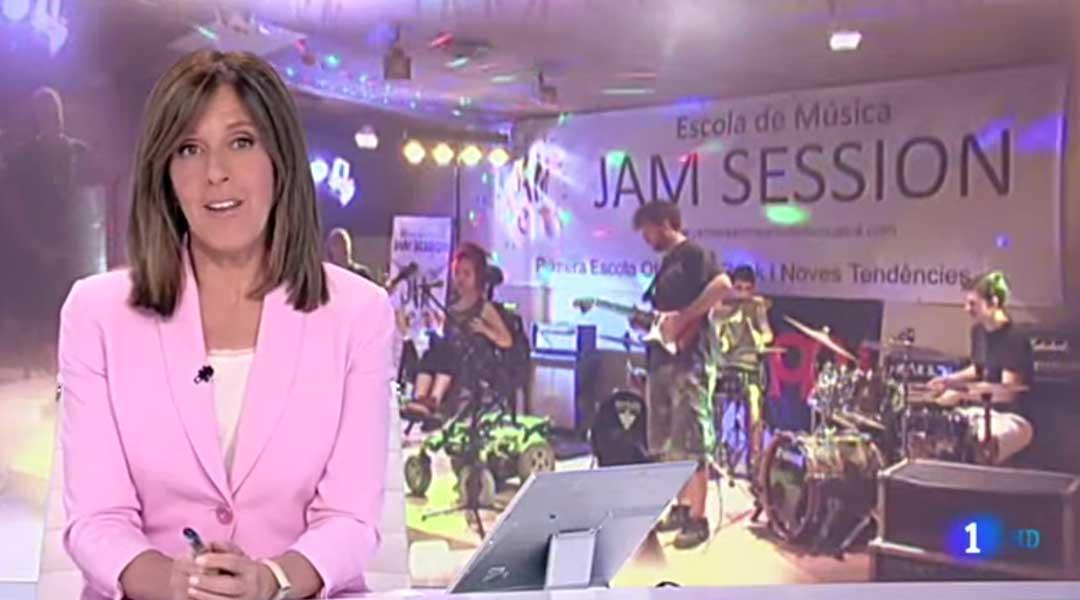 TVE 1 Telediario (26/07/2014)