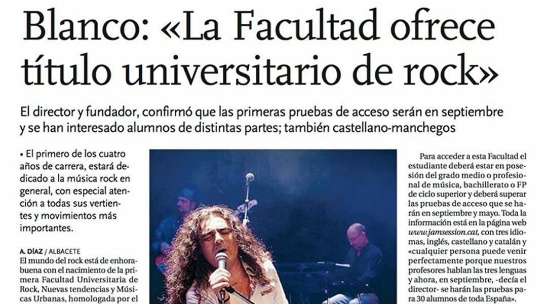 Diari LA TRIBUNA DE ALBACETE (13/08/2014)
