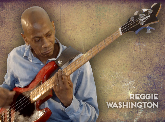 CONCIERTO-CLINIC CON REGGIE WASHINGTON