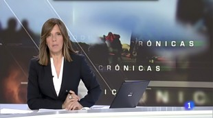 TELEDIARIO TVE 1 - AVANCE CRÓNICAS