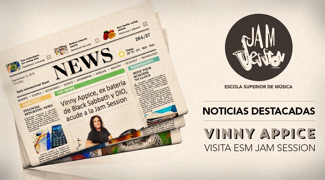 VINNY APPICE VISITA ESM JAM SESSION5