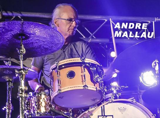 LABORATORIO CON ANDRE MALLAU