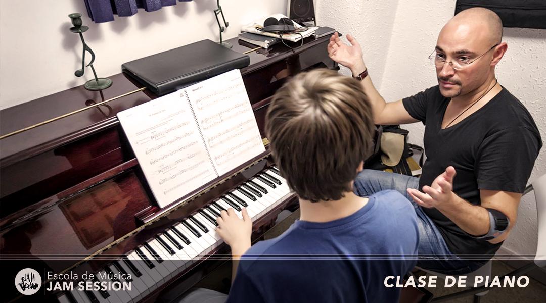 clase piano