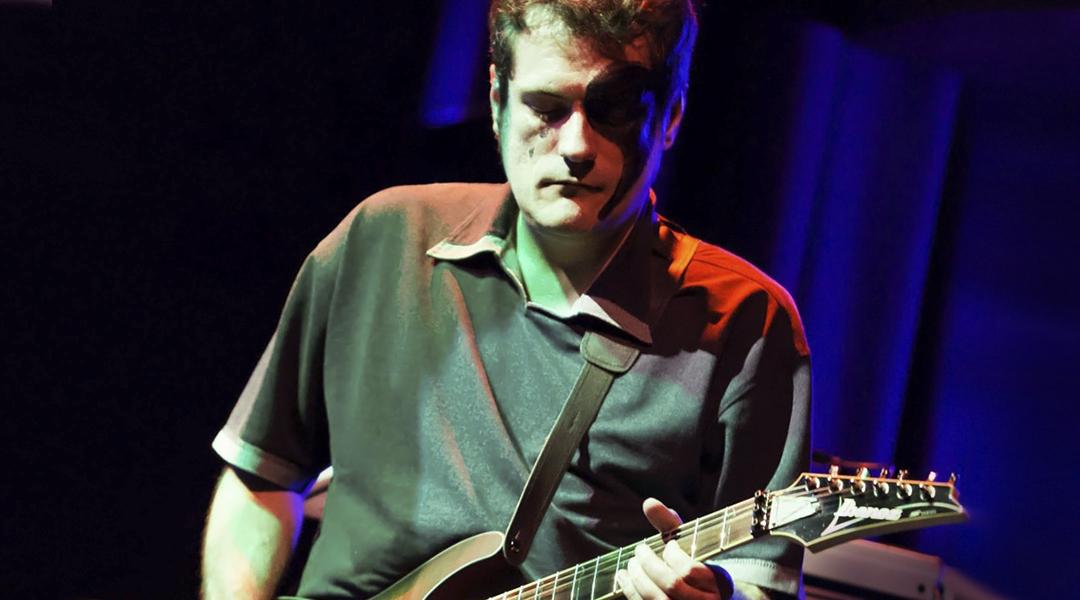 Cristobal García – Electric Guitar & Band