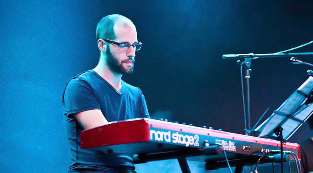 Dani Prat – Piano, Keys & Band