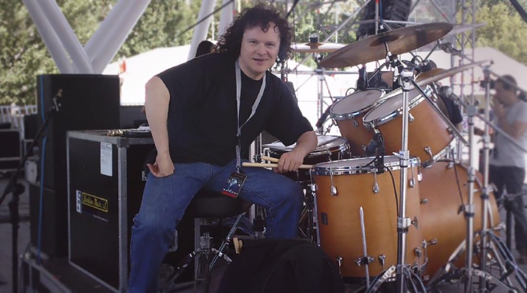 David Biosca – Batería y Percusión
