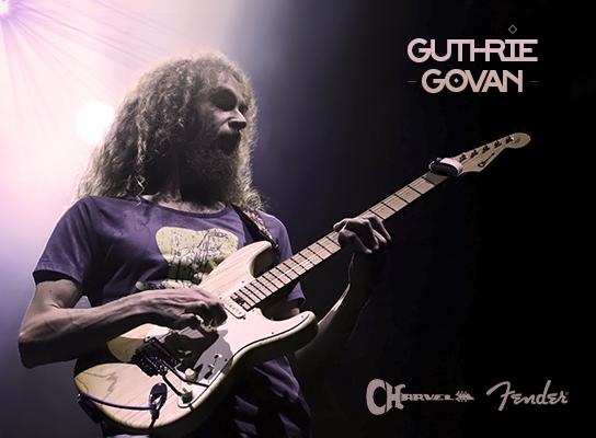 CONCIERTO-CLINIC CON GUTHRIE GOVAN