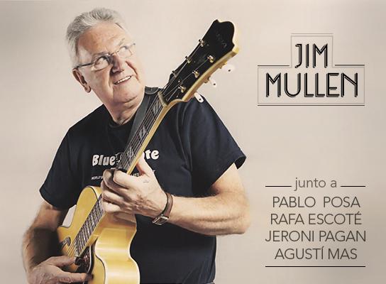 LABORATORIO & CONCIERTO CON JIM MULLEN