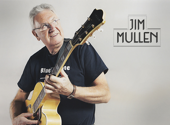 CLINIC-CONCERT WITH JIM MULLEN