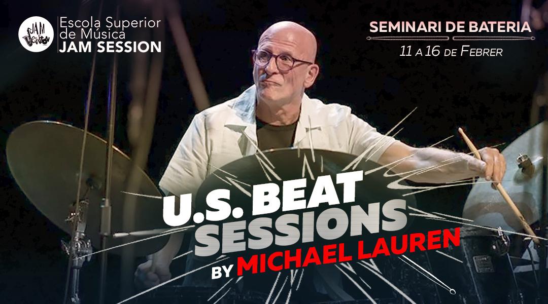 11 A 16 FEBRER  ✪  SEMINARI I MASTER CLASS AMB MICHAEL LAUREN