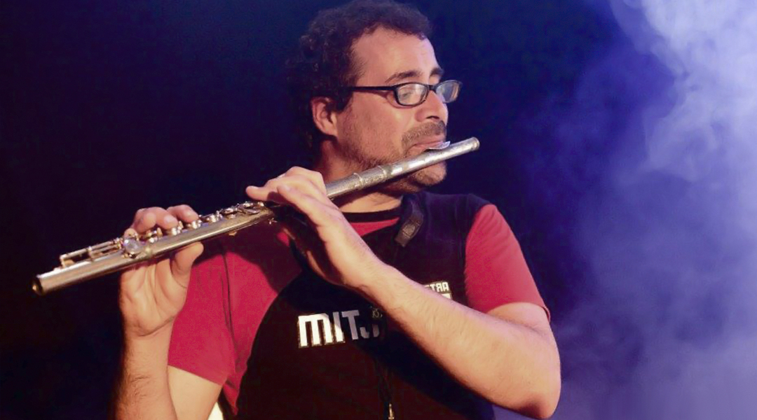Miguel Angel Ortín – Saxos, Flauta travessera, Clarinet i Big Band